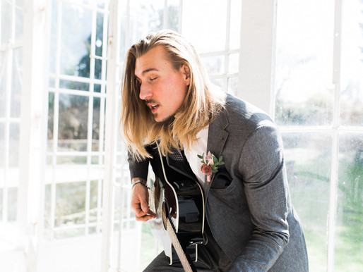 7 Fragen an den Hochzeitssänger Felix