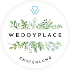 Weddy place badge.png