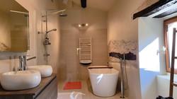 Large design bathrooms