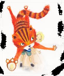 From 'Ginger Nut', Author Chani McBain Publisher Floris Books