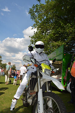KETTERING POLICE AND THE STIG