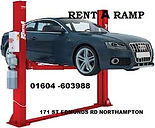 rent a ramp northampton