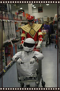 stig hire goes shopping kettering