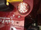 REAR LED LIGHTS FOR DEFENDER