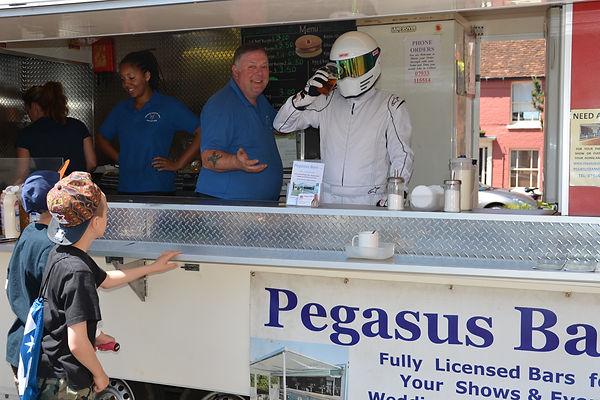 Pegasus bars