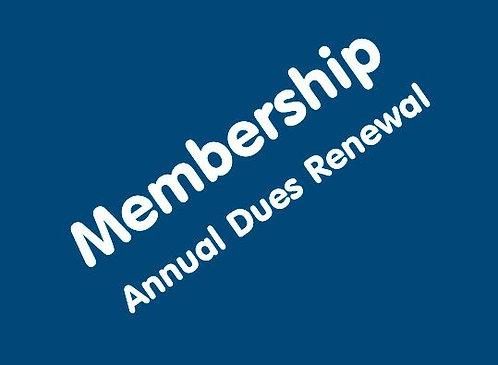 CPAAG 2021 Membership Dues