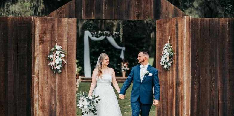 Barn Wedding in Nothern California