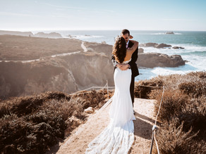 Elopement in Big Sur!