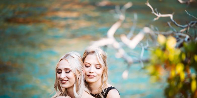 Inimate Wedding in Lake Tahoe