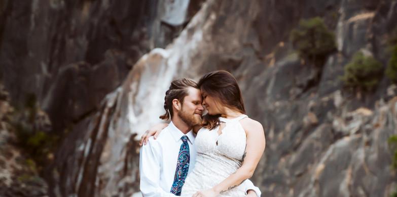 Intimate Wedding in Northern California