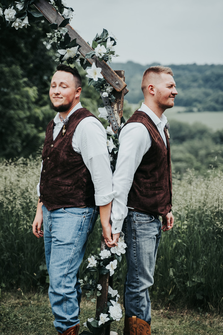 Minnesota Farm Wedding
