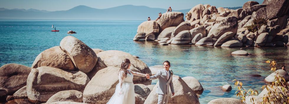 Intimate Wedding in Lake Tahoe