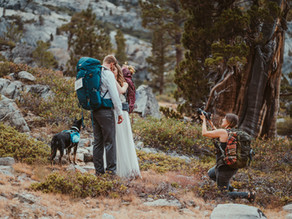 How to Find a Wedding Photographer for Your Adventure Elopement
