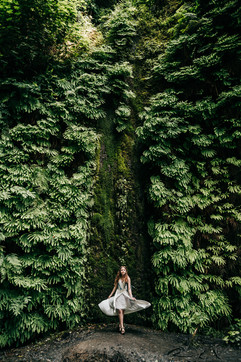 Fern Canyon Elopement Photographer