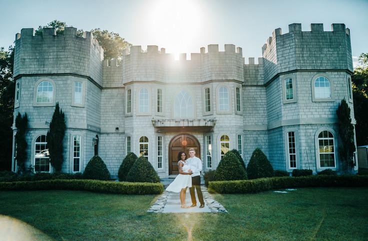 Florida Castle Wedding