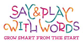Say & Play with Words  logo