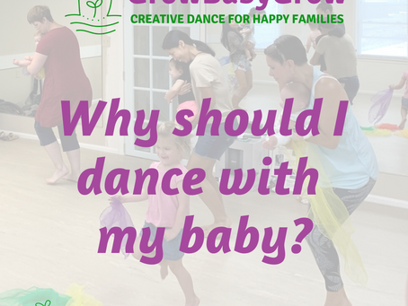 Why Should I Dance with my Baby?