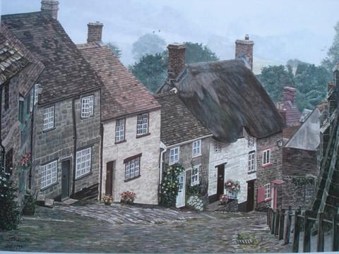 Golden Hill, Shaftesbury, Dorset