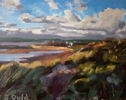 'Instow After A Storm'