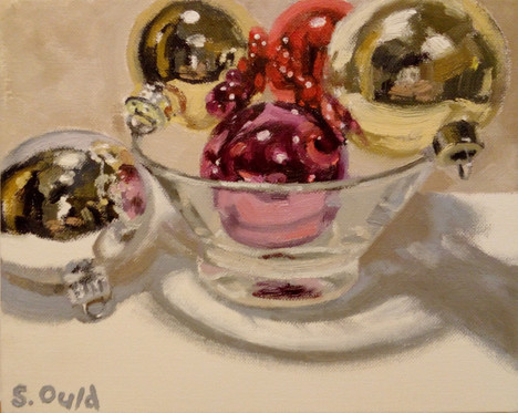 'Christmas Baubles'