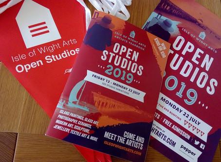 Isle of Wight Open Studios 2019
