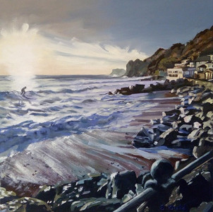 'Steephill Surf' - SOLD