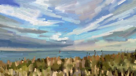 'Sky View'