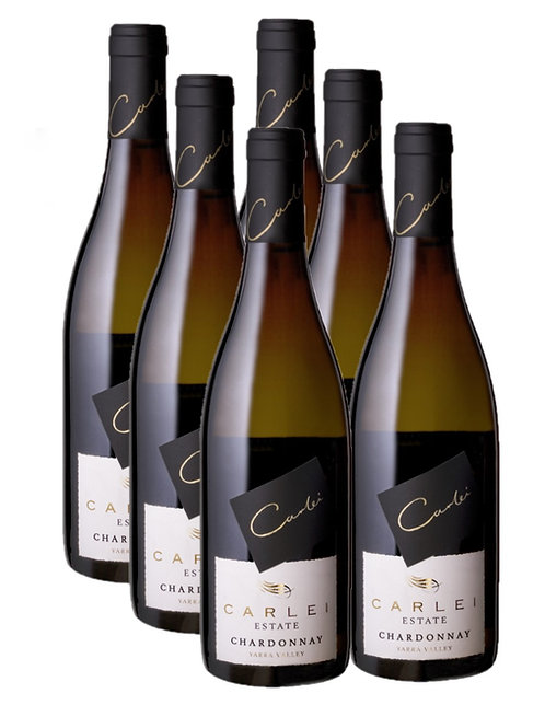 2007 Carlei Estate Chardonnay - 6 Pack