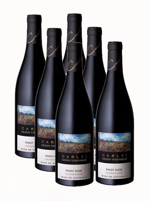 2012 Green Vineyards Pinot Noir - 6 Pack