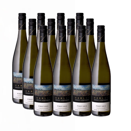 2016 Green Vineyards Pinot Gris Clean Skin- 12 Pack