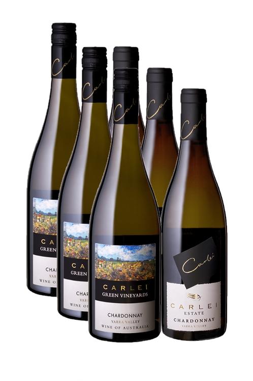 2007 Chardonnay Mixed Six Pack