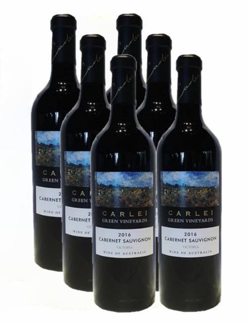 2016 Green Vineyards Cabernet Sauvignon - 6 Pack