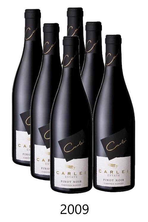 2009 Carlei Estate Pinot Noir - 6 Pack