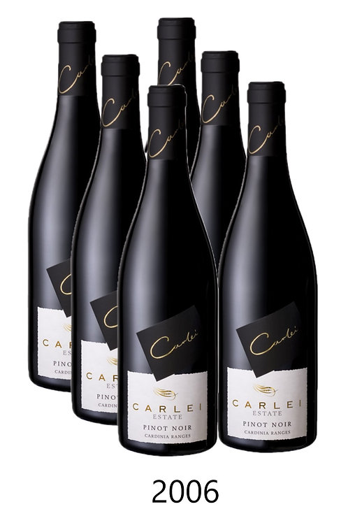 2006 Carlei Estate Pinot Noir - 6 Pack