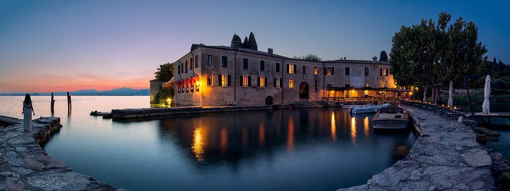 Lago di Garda cosa vedere. Punta san Vigilio