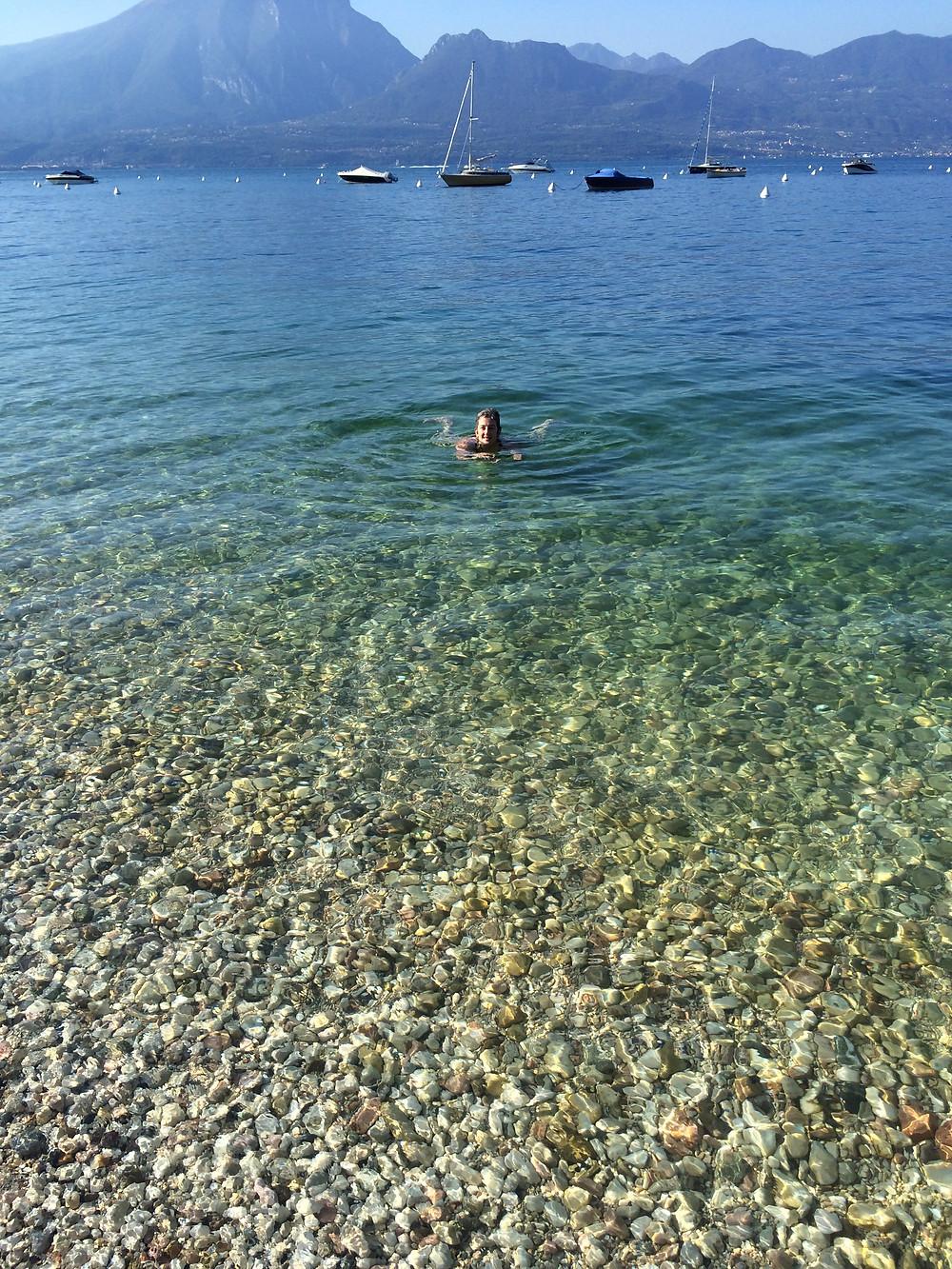 Lago di Garda cosa vedere. Torri del Benaco