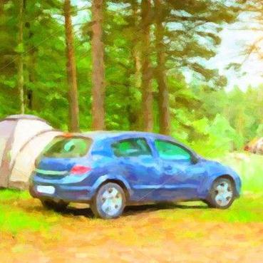 Parking Facility | Pawna Lake Camping.jp