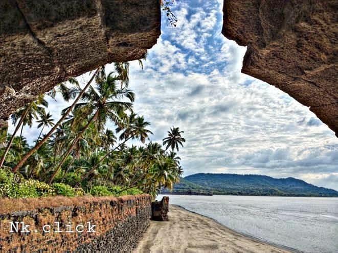 Revdanda Fort Beach Camping | Alibaug Beach | Beachside stay, hotels, resorts Revdanda | Art Of Camping