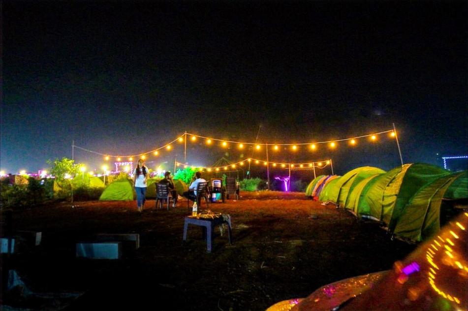 Pawna Lake Camping   Camping near Pune   camping near mumbai   Camping near lonavla   Dews Pawna CampingArt Of Camping