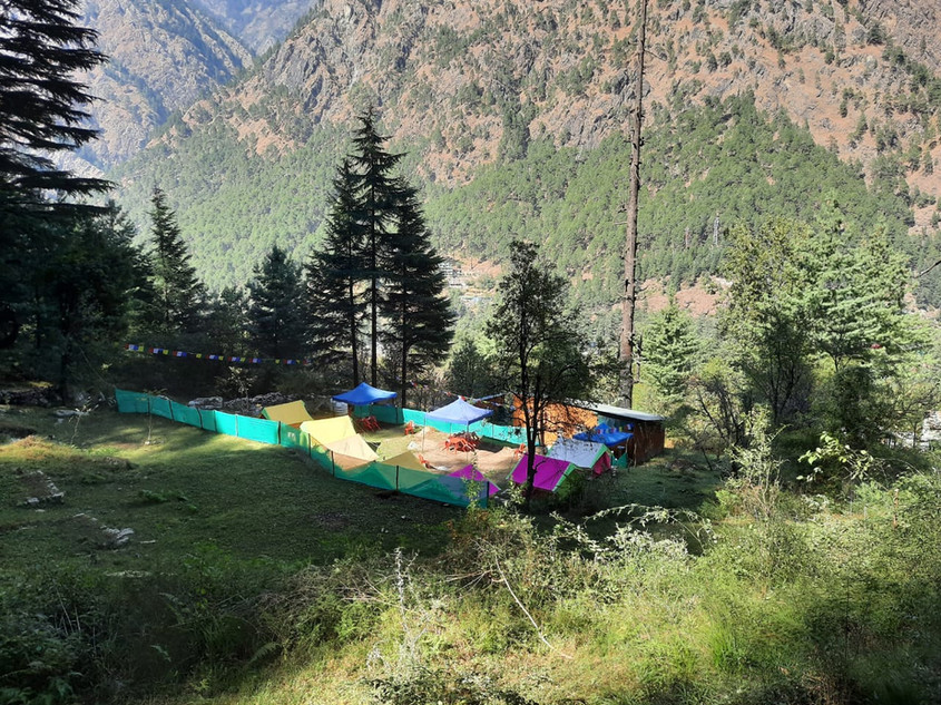 Kasol Mountain Camp | Art Of Camping