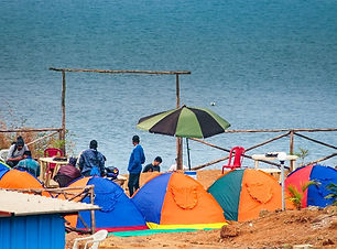pavna lake camping | dews pawna camping | book pawna tent | art of camping