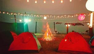Art Of Camping | Revdanda Beach Camping