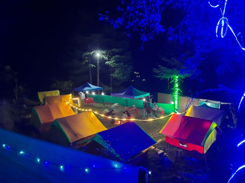 Kasol Party | Art Of Camping