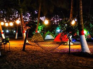 alibaug beach camping | Revdanda beach | beach camping | art of camping