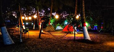 Alibaug Beach | Camping at revdanda beach | art of camping