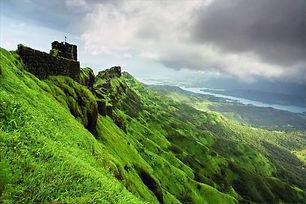 Rajgad fort | Camping at Rajgad fort | Camping near Pune | art of camping