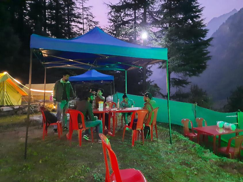 Kasol Camp | Art Of Camping