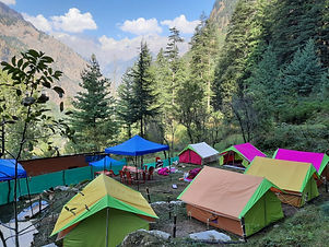 Manali Camping | Stay in Manali | Art of camping