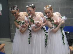 Rebecca FLynn, Aine Mc Namara, Sarah Whelan