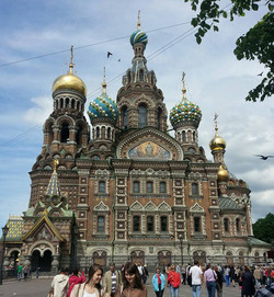Fabulous Sights in Russia